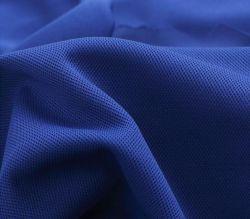 Color sólido tejido piqué CVC