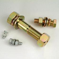 注文のボルトおよびナットの一定の/Zincによってめっきされるボルト