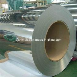 ASTM JIS Tira de aço inoxidável laminado a frio da bobina de folhas