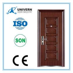 Socool aço turco blindados de madeira de aço de segurança Portas de madeira segurança porta de aço/ bela Porta de Metal