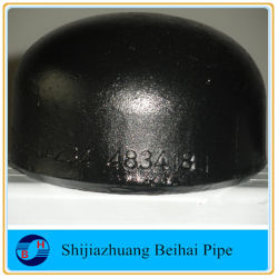 Raccord de tuyau en acier au carbone le capuchon de raboutage