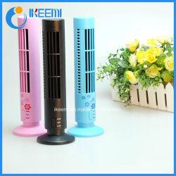 Mini Climatiseur Bladeless 33cm Ventilateur de plafond USB Mini-tour, la nouveauté du ventilateur de bureau USB pour ventilateur de refroidissement