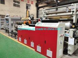 Piso de PVC Tile Máquina de Produção/ Spc piso de Vinil da linha de produção