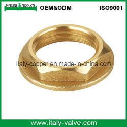 OEM&ODMの品質の黄銅は造った十六進ナットか付属品のナット(AV70010)を