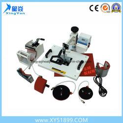 Werksverkauf Combo Heat Press Machine 6 in 1 mit Ce SGS