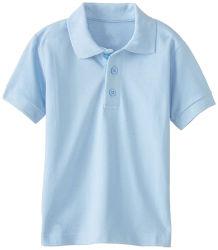 여름 어린이 플레인 염색 폴로 셔츠