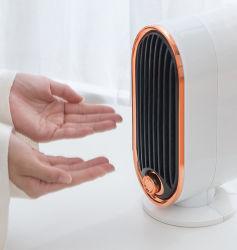 CE BUREAU RoHS radiateurs portables plus chaudes de l'intérieur 700W Desktop Mini ventilateur de salle de chauffage électrique