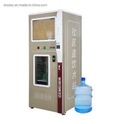 Las 24 horas de agua de autoservicio de Cajero Automático Máquina Expendedora de agua RO