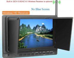 7-Zoll-32-Kanal-Wireless-Video-DVR für Sicherheit