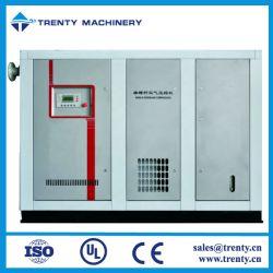 Compressore d'aria a vite della cinghia stupefacente di raffreddamento ad acqua di Trogd-90f 90kw 7-10bar per il lavaggio di automobile con lo standard del CE