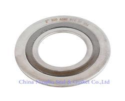 ASME B16.20の標準ステンレス鋼SS304 SS316およびグラファイトの螺線形の傷のガスケットのシール