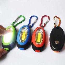 Anillo de mosquetón magnético LED