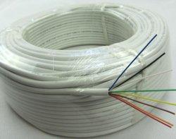 Haute qualité 4c 6c 8c Câble d'alarme de sécurité souple Tc/Cu/CCA