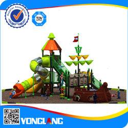 معدات ملعب للأطفال في الهواء الطلق للقلعة الكبيرة مع أفضل الأسعار