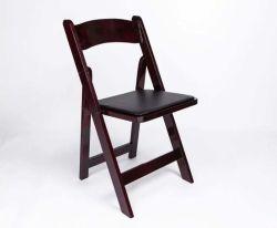 Populares silla plegada de madera silla silla de jardín al aire libre (M-X1121)