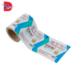 よい高品質適度な薄板になる冷たいシールのロールスロイスの食品等級のプラスチックフィルムロールを販売する