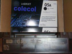 レーザーの互換性のあるカートリッジ(CE505A)