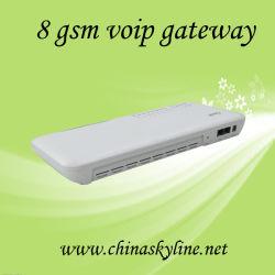 Antena interna com canaletas fortes G/M VoIP Gatway do sinal 8