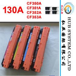 Подлинный картридж с тонером для HP 130A (CF350A, CF351A, CF352A, CF353A)