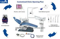 Zahneinheit Zahntechnik Wirtschaftliche Zahnarztstuhl Klinik Opening Plan Paket