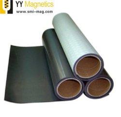 Высокое качество резиновый магнитный лист холодильник магнит с красочными ПВХ