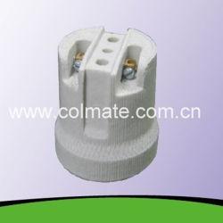 E26 и E27 фарфора патрон лампы / керамические Lampholder
