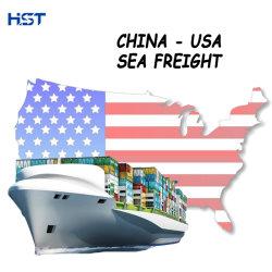Seefracht von China nach USA USA Logistik-Service