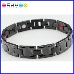 [ستينلسّ ستيل] مجوهرات [تيتنيوم] مغنطيسيّة معالجة سوار