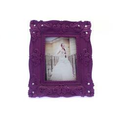 Belíssimas Estilo de cor resina de Imagem Photo Frame