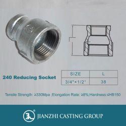 UL/FM/Ce утвердил эластичной литой трубный фитинг 240 Сокращение гнезда
