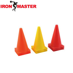 O cone de Formação de tráfego para actividades ao ar livre e eventos festivos