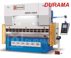 CNC/NC油圧出版物ブレーキ機械折る曲がる機械、版の曲がる機械、シート・メタルの曲がる機械