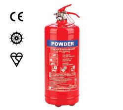 3kg de polvo seco 40%ABC extintor portátil