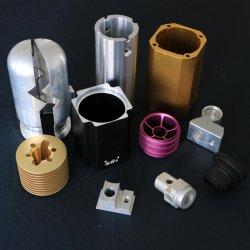 De Precisie die van het aluminium CNC Delen/het Profiel van de Uitdrijving van het Aluminium van de Vervangstukken van de Auto/van de Motorfiets van de Toebehoren van het Smeedstuk/van Puching/van de Tekening van het Malen machinaal bewerken/het Tuimelen/Koud