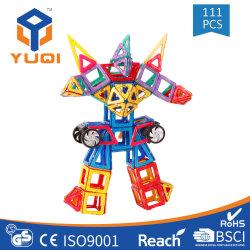 111ПК магнитные блоки игрушки 3D-DIY игрушки магнитные компоненты подарок для продвижения