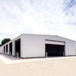 Estructura de acero para construcción de metal agrícola bodega ((SS-94)
