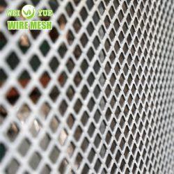 Recinzione ampliata galvanizzata calda del metallo