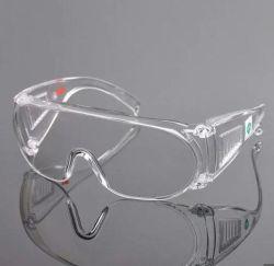 CE \نظارات واقية من الضباب واقية للحاسب الشخصي الجراحي الشفافة