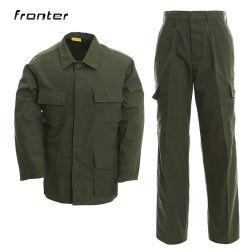 preço de fábrica verde do exército do sul do Sudão uma camuflagem uniformes da BDU táctico