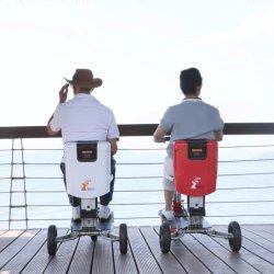 Три складные колеса скутер для людей с ограниченными возможностями