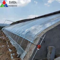 Simple serres solaires couverts par le Po/PE/EVA/PP pour la vente de film