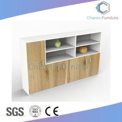 Популярные деревянная мебель низкого уровня управления книжном шкафу шкаф (CAS-FC31415)