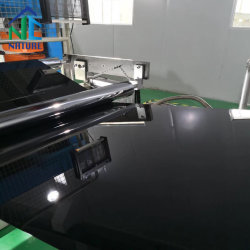 PC Film voor Environmental Protection Flame - vertrager, Polycarbonate Sheet/Film voor Switch Panel en Display Screen 0.21mm Function van Printing /Optical/Diffuse