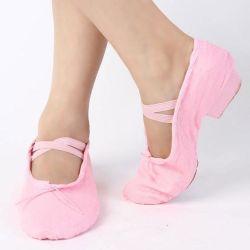 2020 Ballet de couro Personalizado Ballet de sapata sapatos de dança