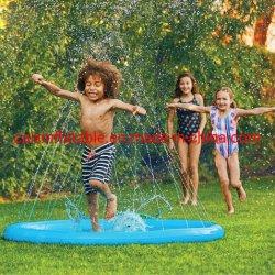 In het groot Douane 170cm Stootkussen van de Plons van het Water van de Jonge geitjes van de Spelen van het Water van het Spel van de Zomer Openlucht Opblaasbaar
