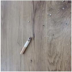 100 % étanche Hickory vinyle Spc Plank Flooring Chine