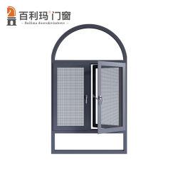 공장 가격을%s 가진 온실을%s 이중 유리를 끼우는 알루미늄 여닫이 창 Windows