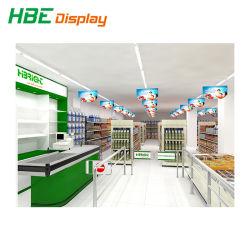 Supermercado Tienda de diseño 3D Equipo Supermaket