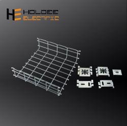 درج كبل شبكي سلكي من الفولاذ المقاوم للصدأ 304 سلكي عالي الجودة نظام بأفضل سعر