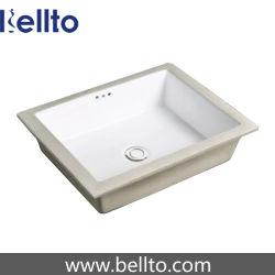 """Bellto 20"""" moderne élégant Undermount rectangulaire meuble-lavabo en porcelaine Salle de bains wc lavabo en céramique (225B)"""